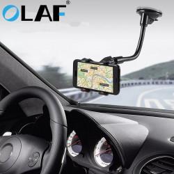 Car Phone Holder Flexible 360 Degree Rotation Mount Windshield Mobile Phone Holder For phone Car Phone Holder Support GPS