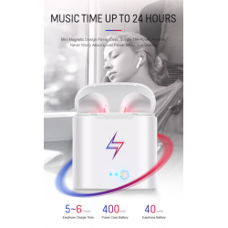i7s TWS Wireless Bluetooth Earphone for All Phone