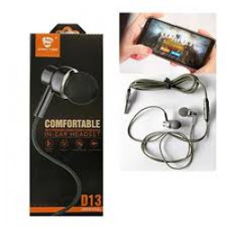 Best 2020 Earphone Mic 3.5mm Stereo Qulty sound