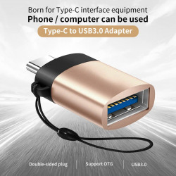 ANMONE USB C OTG Adapter Fast USB 3.0
