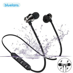 XT11 Magnetic Adsorption Wireless Bluetooth 4.2 In
