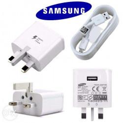 ORIGINAL Samsung  chargers three pin