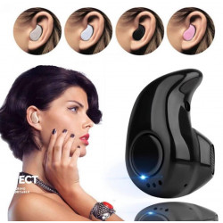 Mini Bluetooth S530 4.0 Stereo Earbud Headset Earphone with Mic For All Smartphones