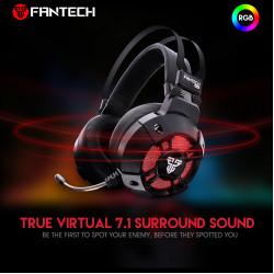 Fantech HG11 CAPTAIN 7.1 Gaming Headset RGB