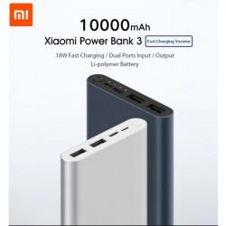 Mi xiaomi 10000mAh Power Bank 3