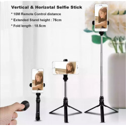 Bluetooth Selfie Stick (N-3)