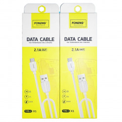 FONENG DATA CABLES FOR TYPE C MICRO USB