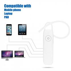 M165 Stereo Headset Earphone Bluetooth Handfree