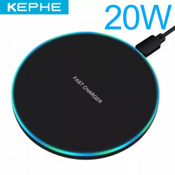 20W qi Fast Wireless Charger