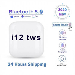 i 12 tws air pods (bluetooth handfree)
